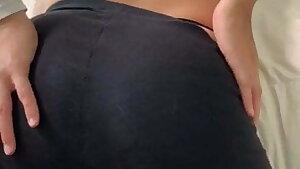 Voluptuous backside