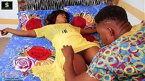 The adventures of Ade-Yoruba stud who eventually fucks his father's wife with blackmail-First Indigenous Naija porn in Yoruba language (SUBTITLED IN ENGLISH)-SWEEETPORN9JAA