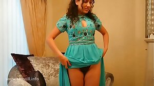 Daughter gets brutal fingering, molested, and forced romp by grand father POV Indian