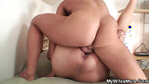 Party leads to old mother in law taboo plowing