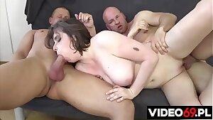 Polskie porno - Kobieta z castingu