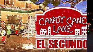 Candy Cane Lane, Sia