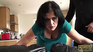PASCALSSUBSLUTS - Montse Swinger whipped and caboose slammed