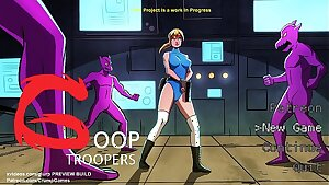 Bonus Video: Goop Troopers Preview Build by Crump Games