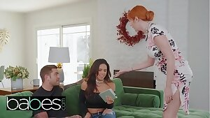 Step Mom Lessons - (Lauren Phillips, Juan Lucho, Autumn Falls) - Stepmom Learns a Lesson - Stunners