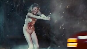 Full frontal bareness - Christa Campbell, Charlotte Ross, Others - Mainstream moive Drive Angry (2011)