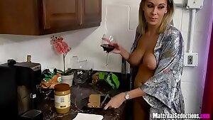 Sonny takes mom day & night - Nikki Brooks